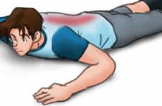 背中の筋力トレーニング