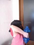 筋トレ:腕の裏側