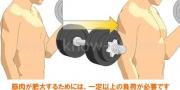 パンプアップの筋トレ効果