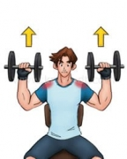 筋トレ:肩