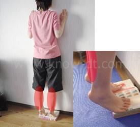 下腿三頭筋のトレーニング ステップ2