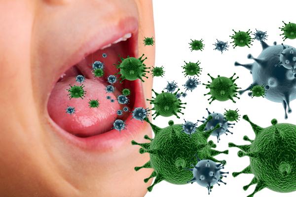 病原体と感染
