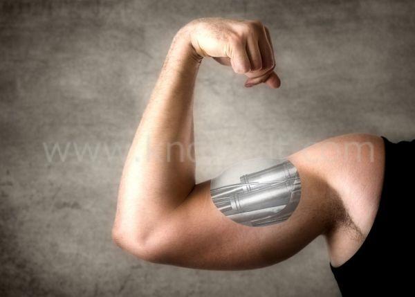 人工筋肉の進化