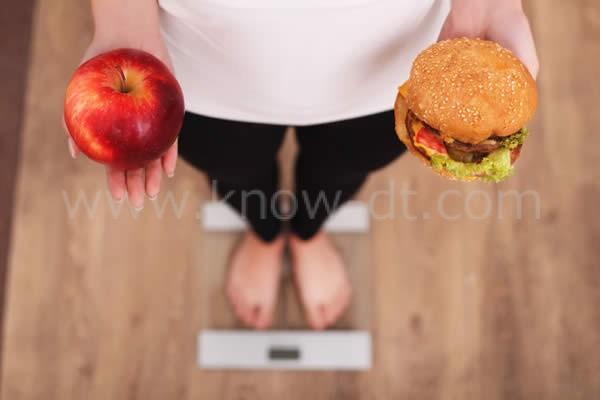 太る習慣・痩せる習慣