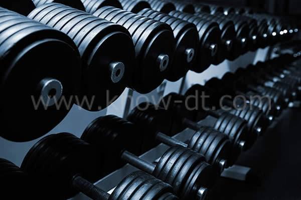筋トレと重量